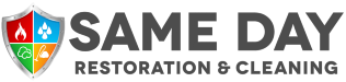 same day restoration logo